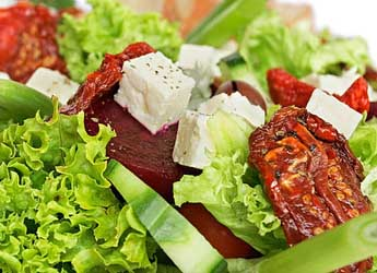 Salad © Fir0002/Flagstaffotos, Wikimedia