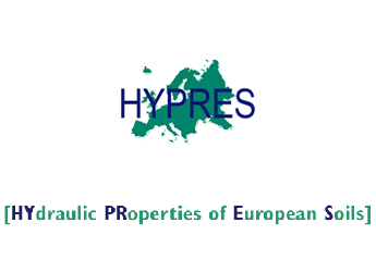 HYdraulic PRoperties of European Soils