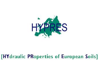 HYdraulic PRoperties of European Soils