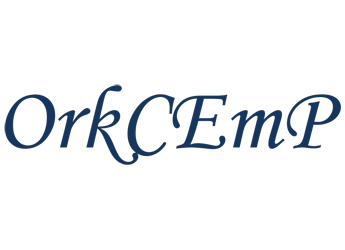 OrkCEmP - Exploring ideas about Community in Orkney logo