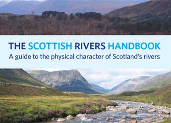Cover of the Scottish Rivers Handbook