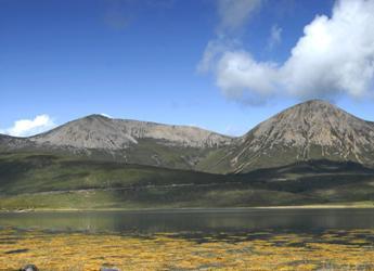 Hills and landscape