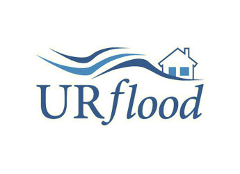 Image showing the URflood logo