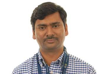 Staff picture: Jagadeesh Yeluripati
