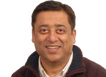 Staff picture: Sanjeev Kumar Sharma