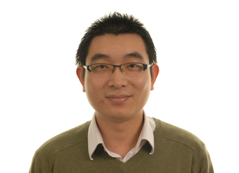 Staff picture: Chen Wang