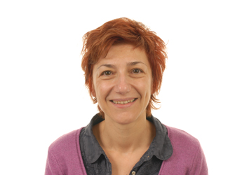 Staff picture: Ioanna (Joanna) Akoumianaki