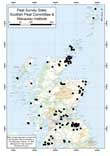 Scottish Peat Survey sites: Scottish Peat Committee and Macaulay Institute for Soil Research