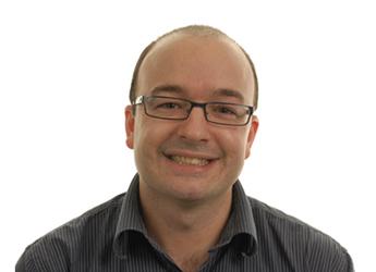 Staff picture: Rupert Hough