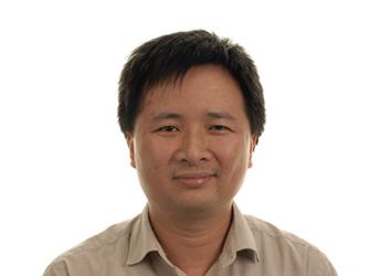Staff picture: Zulin Zhang