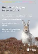 February 2018 issue of Hutton Highlights