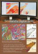 Leaflet on Scotland's digital soil maps