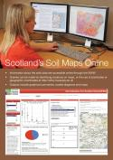 Leaflet on Scotland's soil maps online