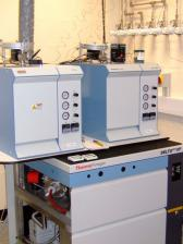 Photograph of Thermo-Fisher Delta V plus Isotope Mass Spectrometer