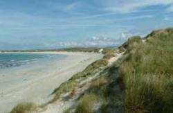 Dune system, Uists