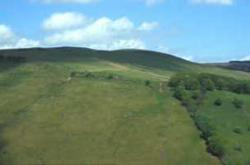 General view in Southern Uplands