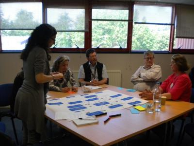 Carrying out stakeholder consultations