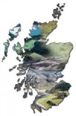 Exploring Scotland Map