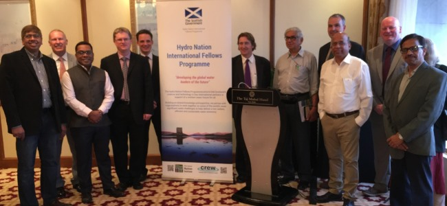 Hydro Nation International Fellows Programme launched in India