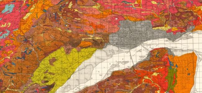 James Hutton Institute and National Library offer access to Scottish soil maps